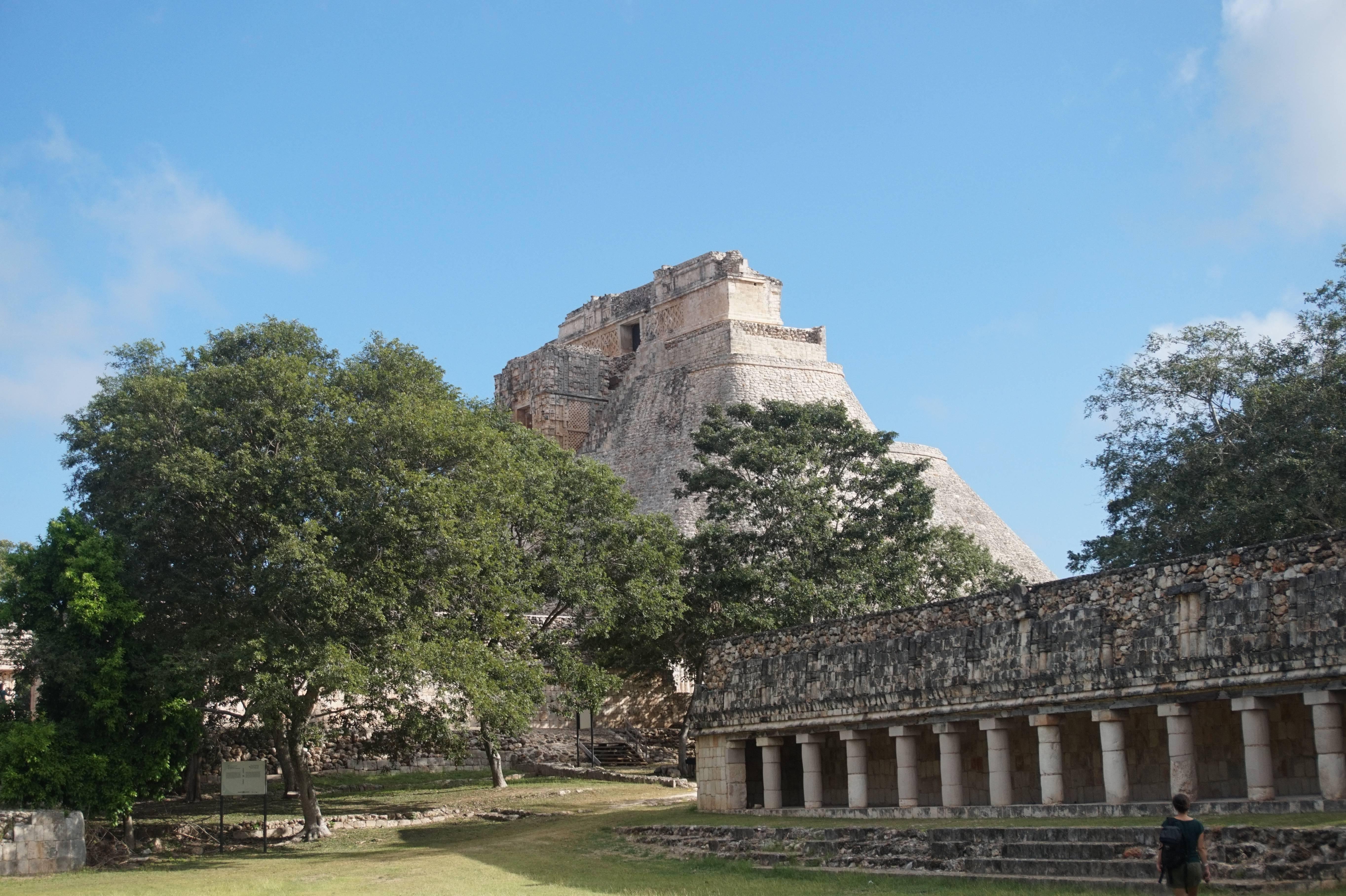 Photo 2: Uxmal, une des plus belles cité Maya