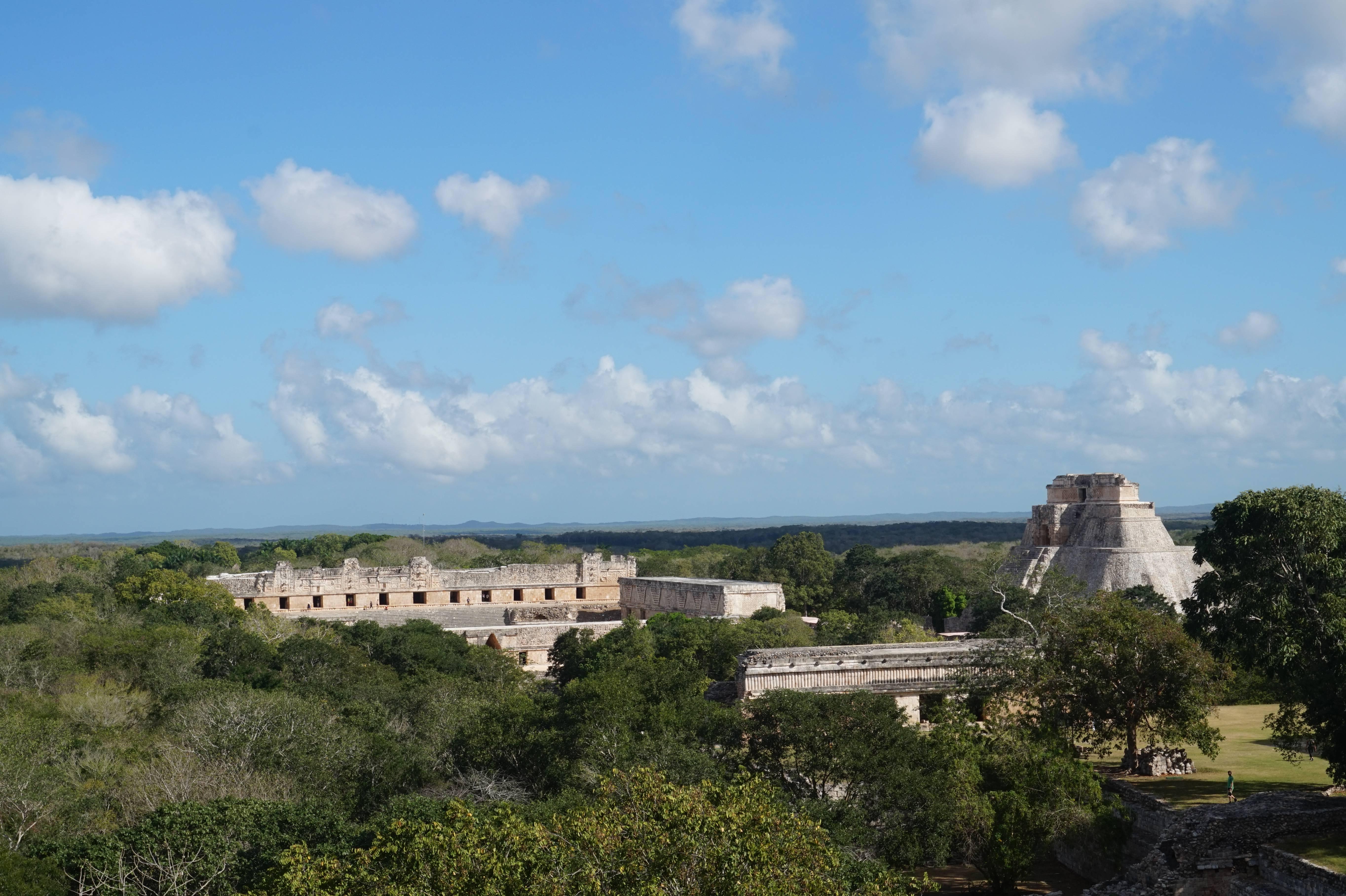 Photo 3: Uxmal, une des plus belles cité Maya