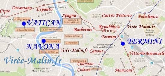 Photo 1: Le Vatican - La Basilique St Pierre, le musée et la Chapelle Sixtine