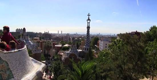 Photo 1: Le Parc Guell - Un autre incontournable de Barcelone