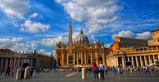 Photo 2: Le Vatican - La Basilique St Pierre, le musée et la Chapelle Sixtine