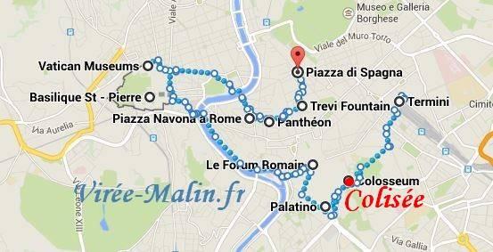 Photo 1: Le Colisée - Un incontournable de Rome!!!