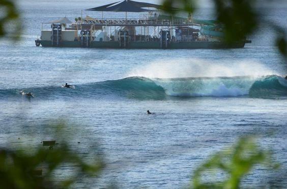 Photo 2: Monkey Surf, Surf et plongée à Nusa Lembogan
