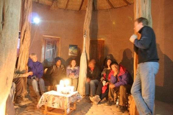 Photo 2: Observation du ciel d'Atacama en Français