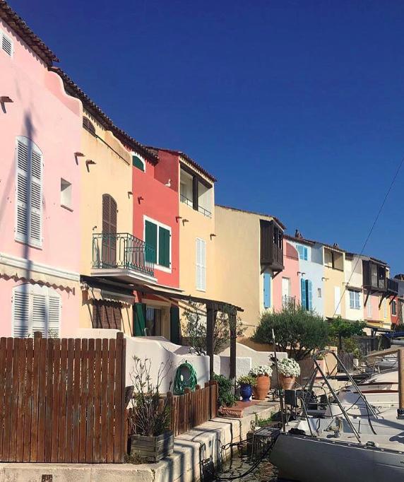 Photo 2: Port Grimaud, une Venise provençale