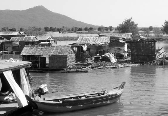 Photo 1: Douce et paisible Kompong Chhnang