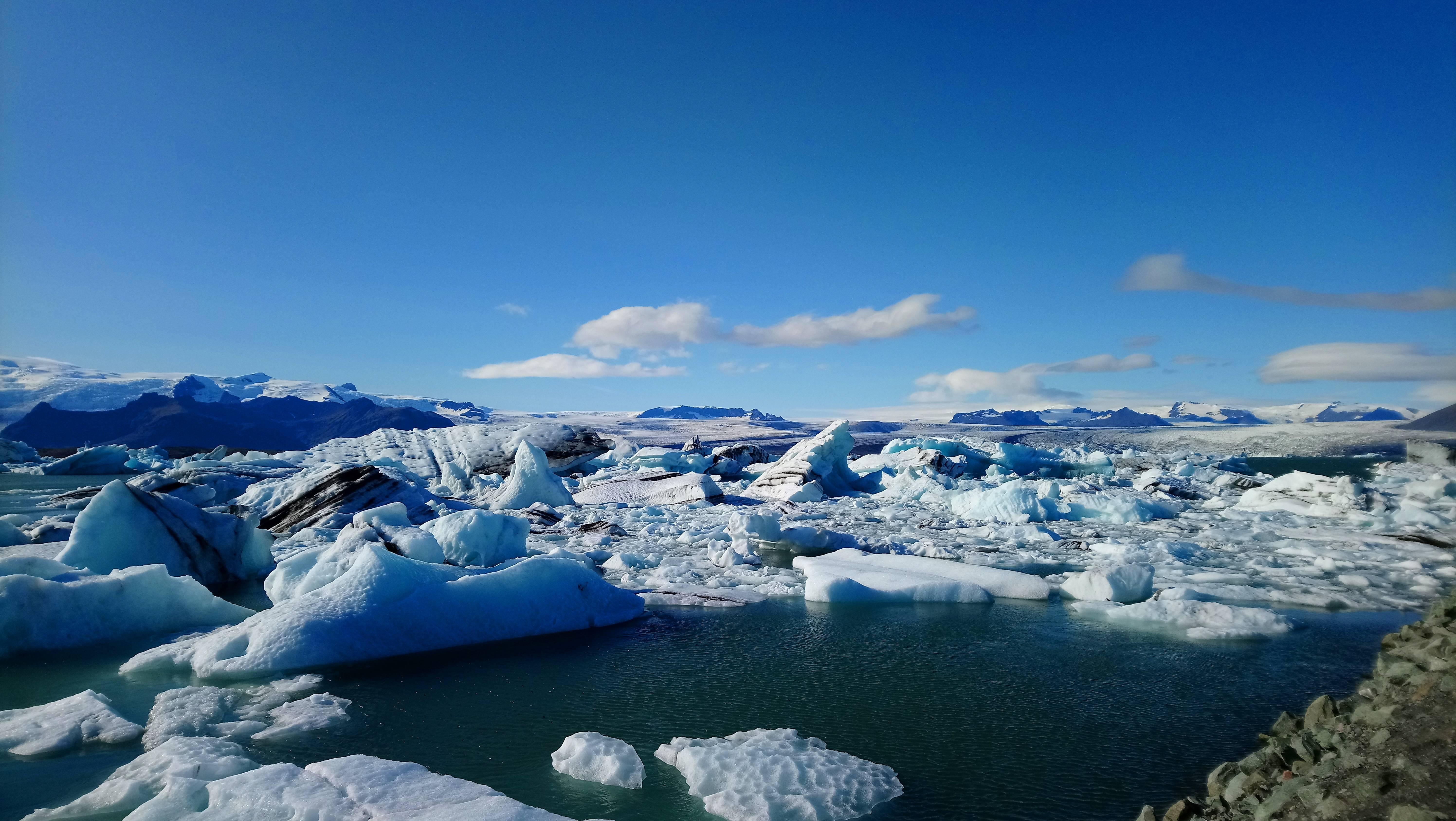 Photo 1: Jokulsarlon, le glacier à voir