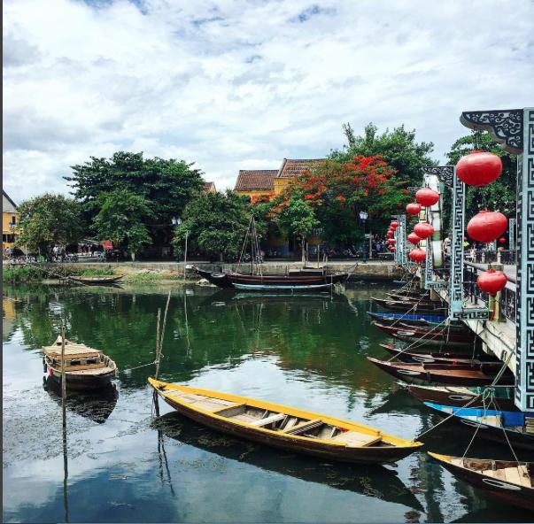 Photo 2: Hoi An, ville des lanternes
