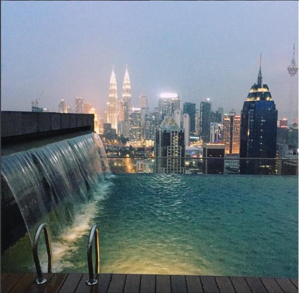 Photo 1: Kuala Lumpur vue d'en haut
