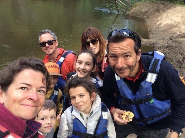 Photo 1: Moment fun en famille et entre amis sur la Leyre