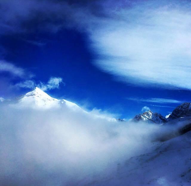 Photo 3: A la recherche de soi dans les sommets Pyrénéens !