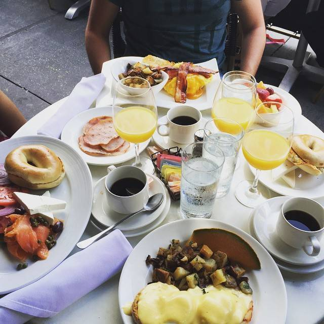Photo 1: Isabella's ! Brunching in NY