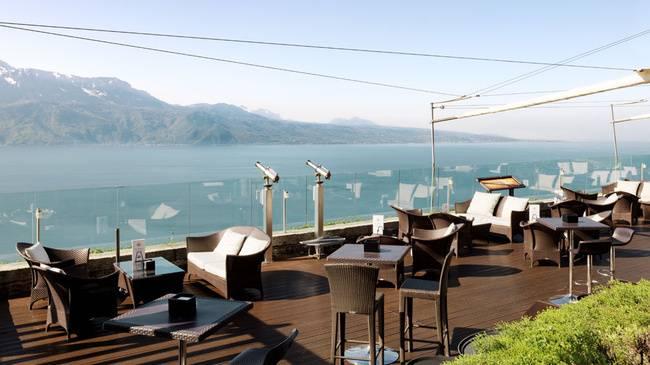 Photo 3: Mangez avec l'une des plus belles vue au monde