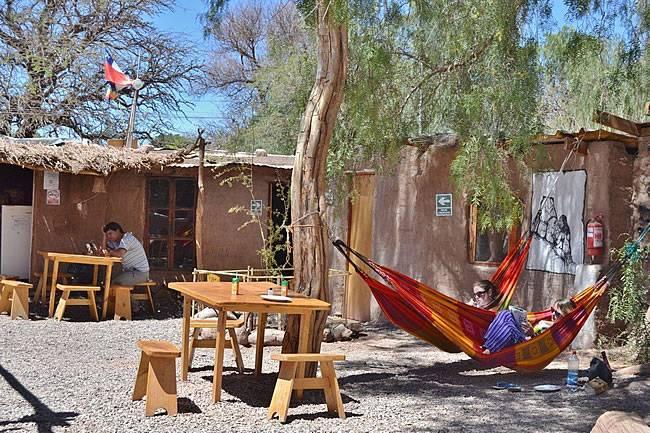 Photo 1: Auberge de jeunesse Juriques à San Pedro de Atacama