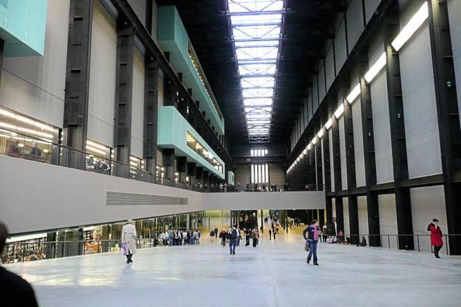 Photo 1: La Tate Modern Galerie