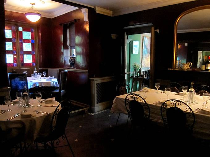 Photo 1: The Cors, un restaurant caché pour dîner en amoureux