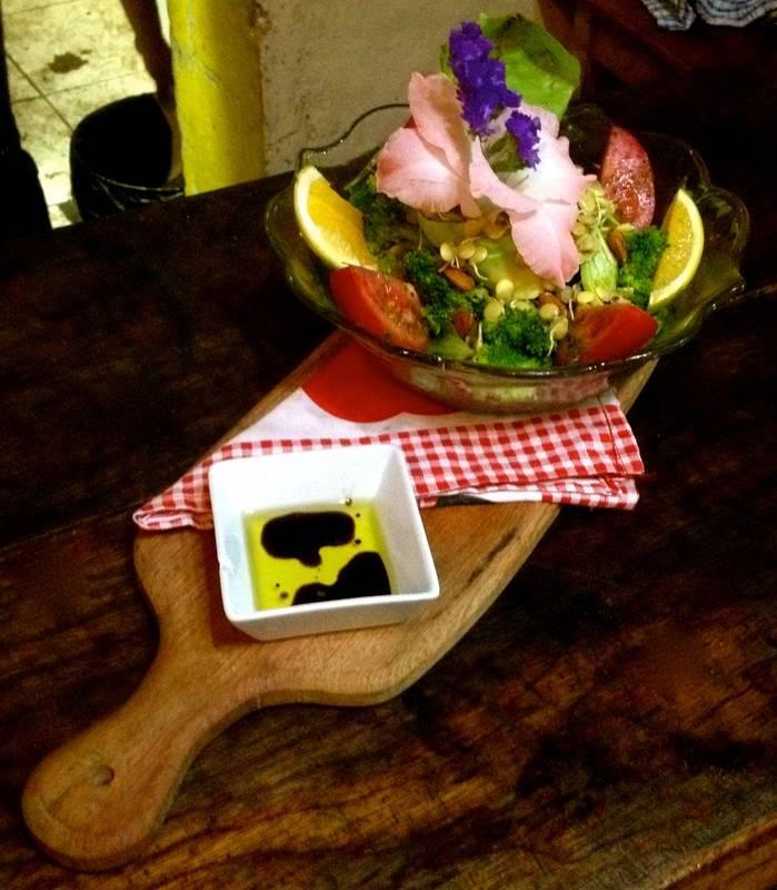 Photo 2: Green point vegan restaurant !