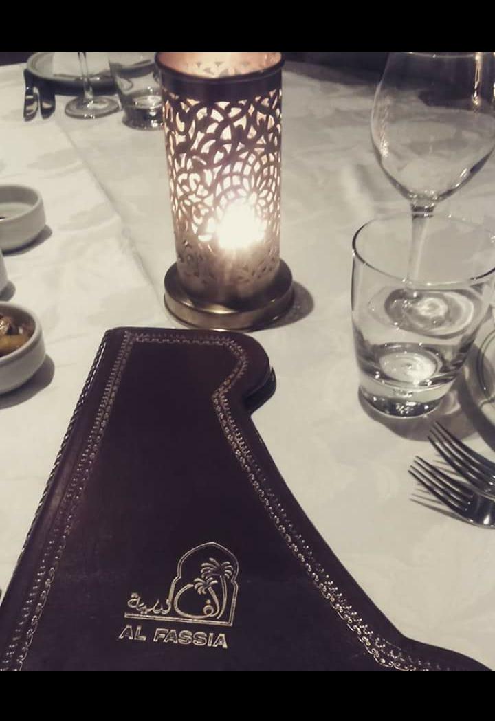 Photo 1: Al fassia aguedal. Hôtel restaurant typique marocain chic et gourmand.