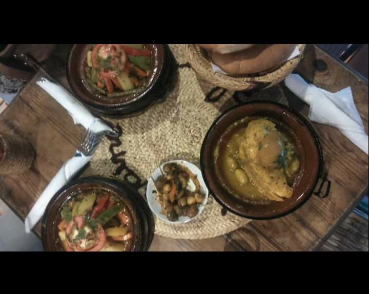 Photo 3: Café kessabine. Au coeur de Marrakech.