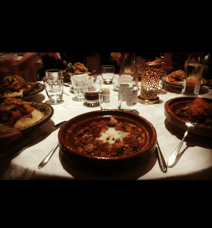 Photo 2: Al fassia aguedal. Hôtel restaurant typique marocain chic et gourmand.
