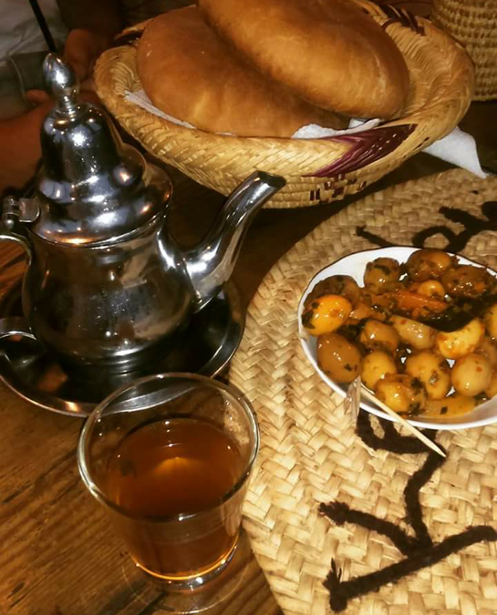 Photo 2: Café kessabine. Au coeur de Marrakech.