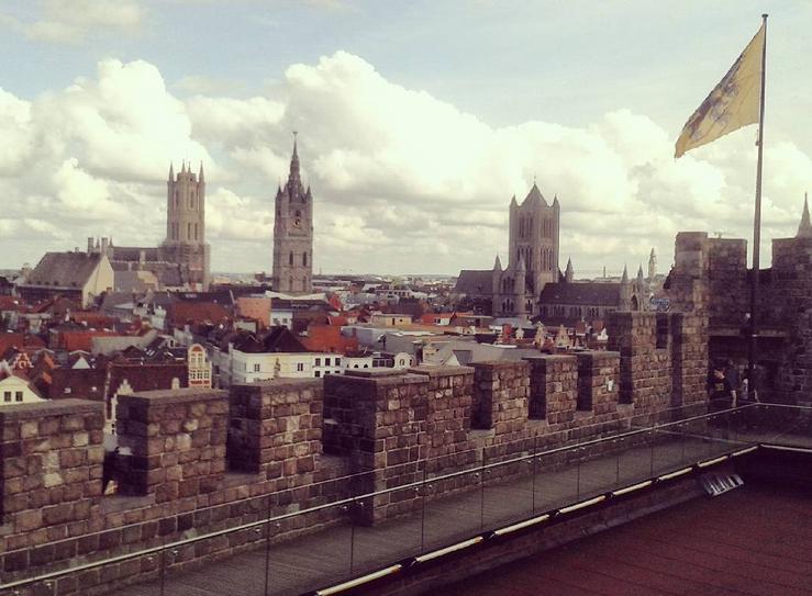 Photo 3: Balade médiévale au coeur du centre historique de Gand