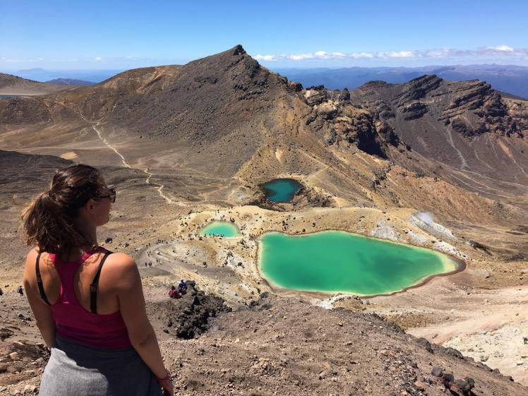 Photo 3: Tongariro Alpine Crossing