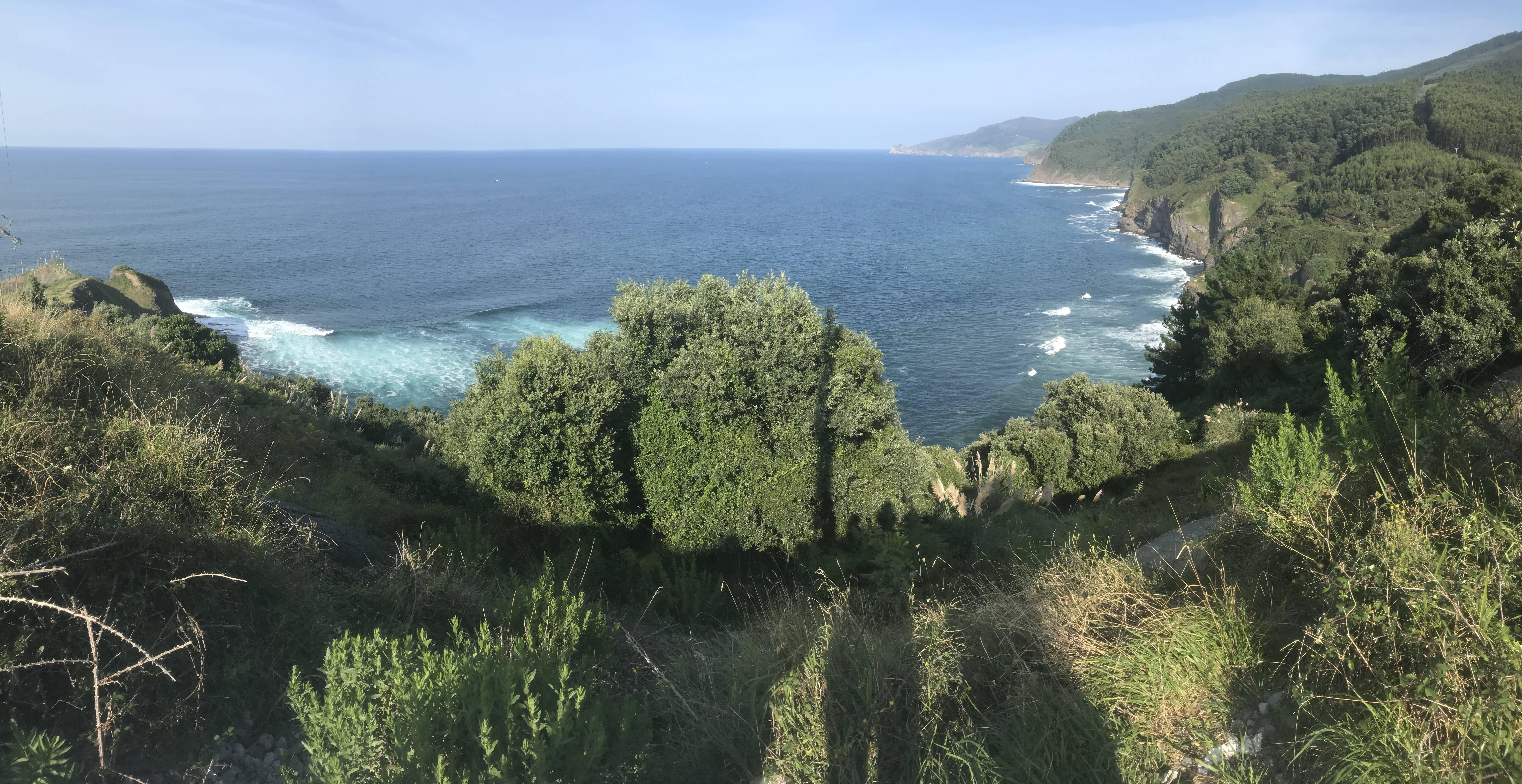 Photo 1: Se laisser guider par la côte basque espagnole : de toute beauté !