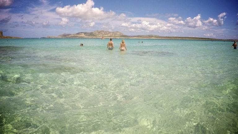 Photo 1: La Pelosa - Les Caraïbes en Sardaigne