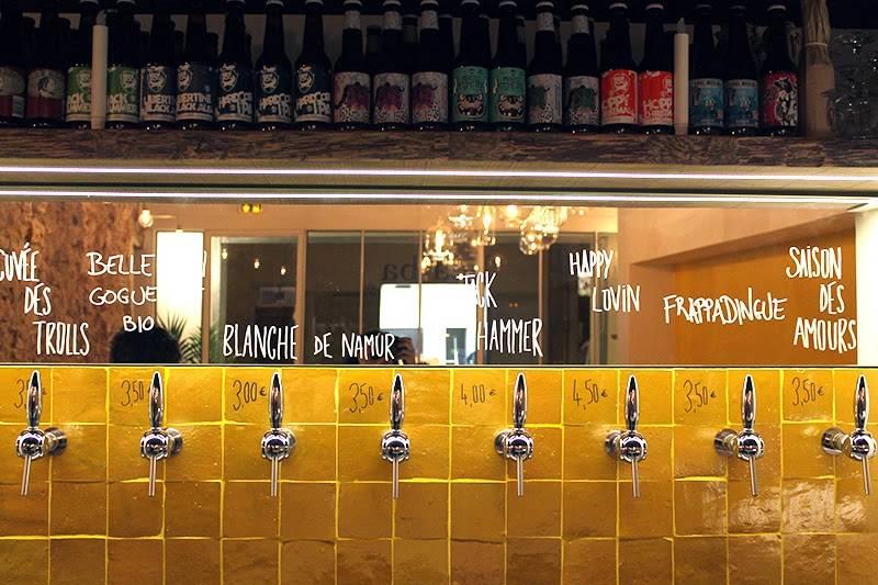 Photo 1: Le Fietje - Bar à bières