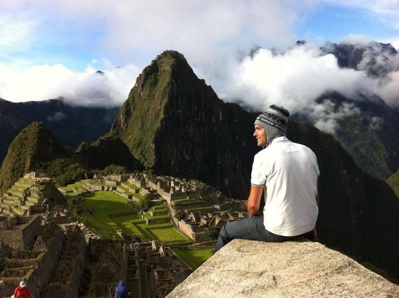 Photo 1: Machu Picchu