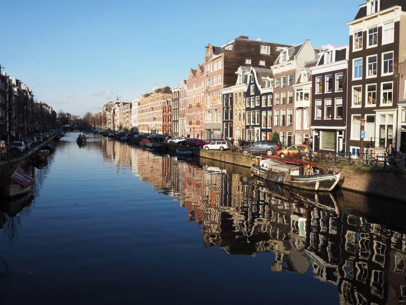 Photo 2: Amsterdam à vélo ! Testé et approuvé !