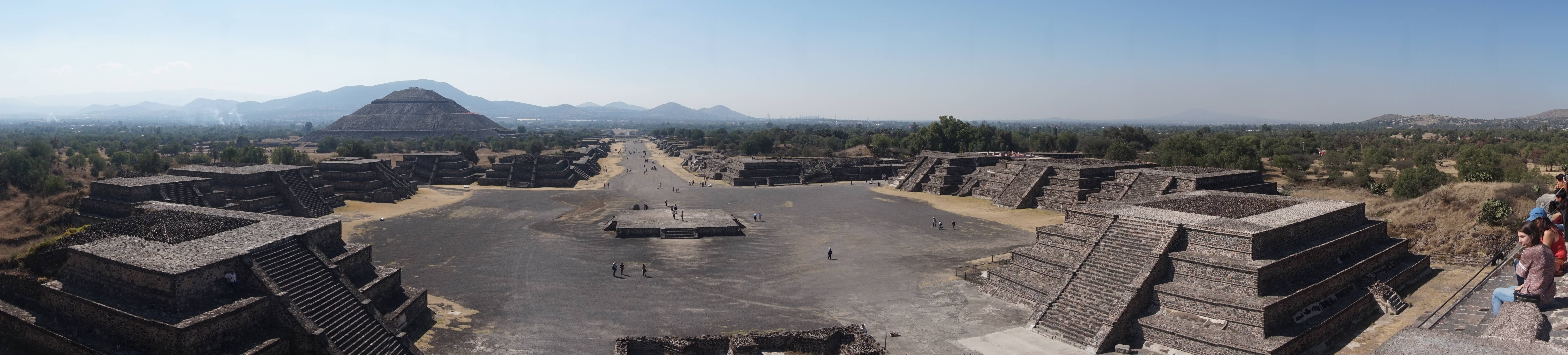 Photo 1: Teotihuacan