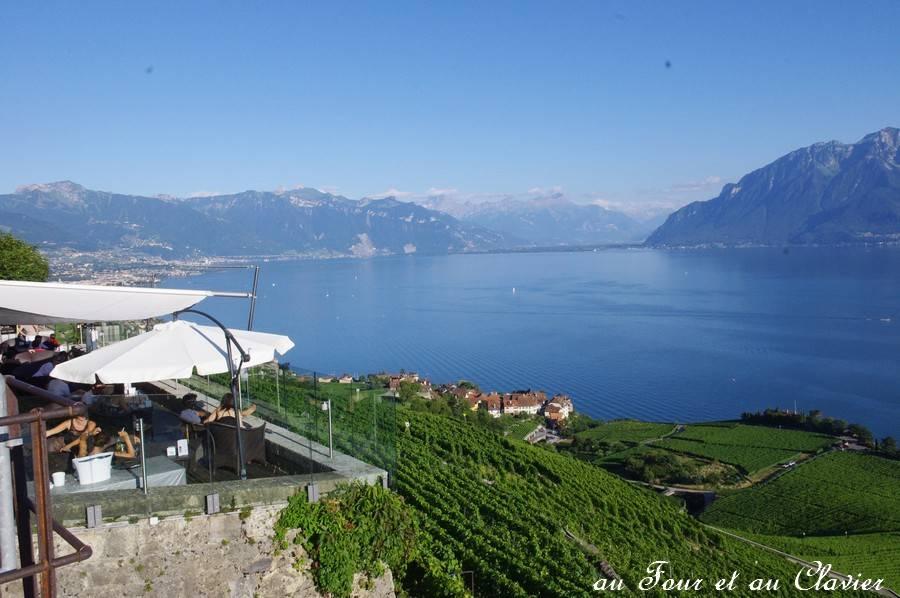 Photo 2: Mangez avec l'une des plus belles vue au monde