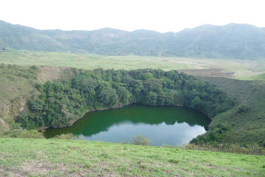 Photo 2: A la découverte des lacs jumeaux