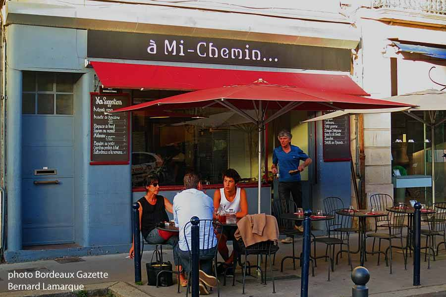Photo 1: A mi chemin (riiiiistorante italiano)