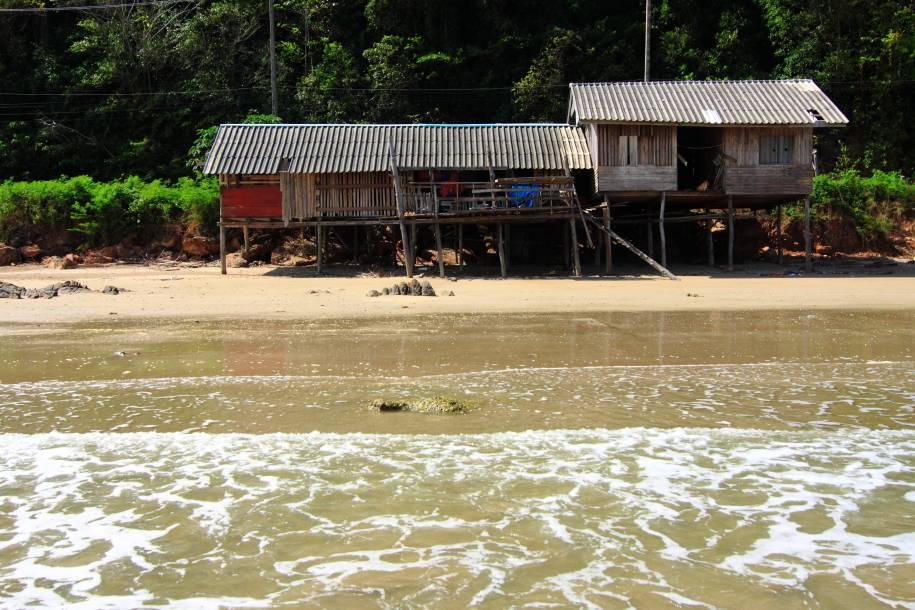 Photo 2: Côte-Est Thaïlandaise à vélo - Les plages de sable blanc sans les touristes !