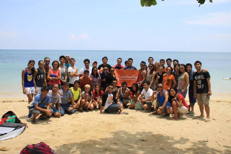 Photo 1: Une petite plage aux Philippines