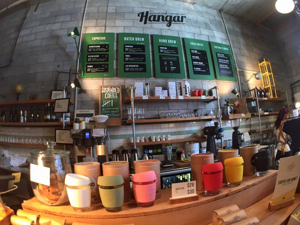 Photo 1: Flight Coffee Hangar