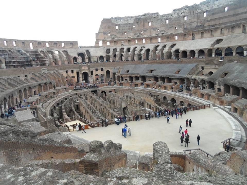 Photo 2: Le Colisée : Un MUST de l'Italie à ne pas rater !