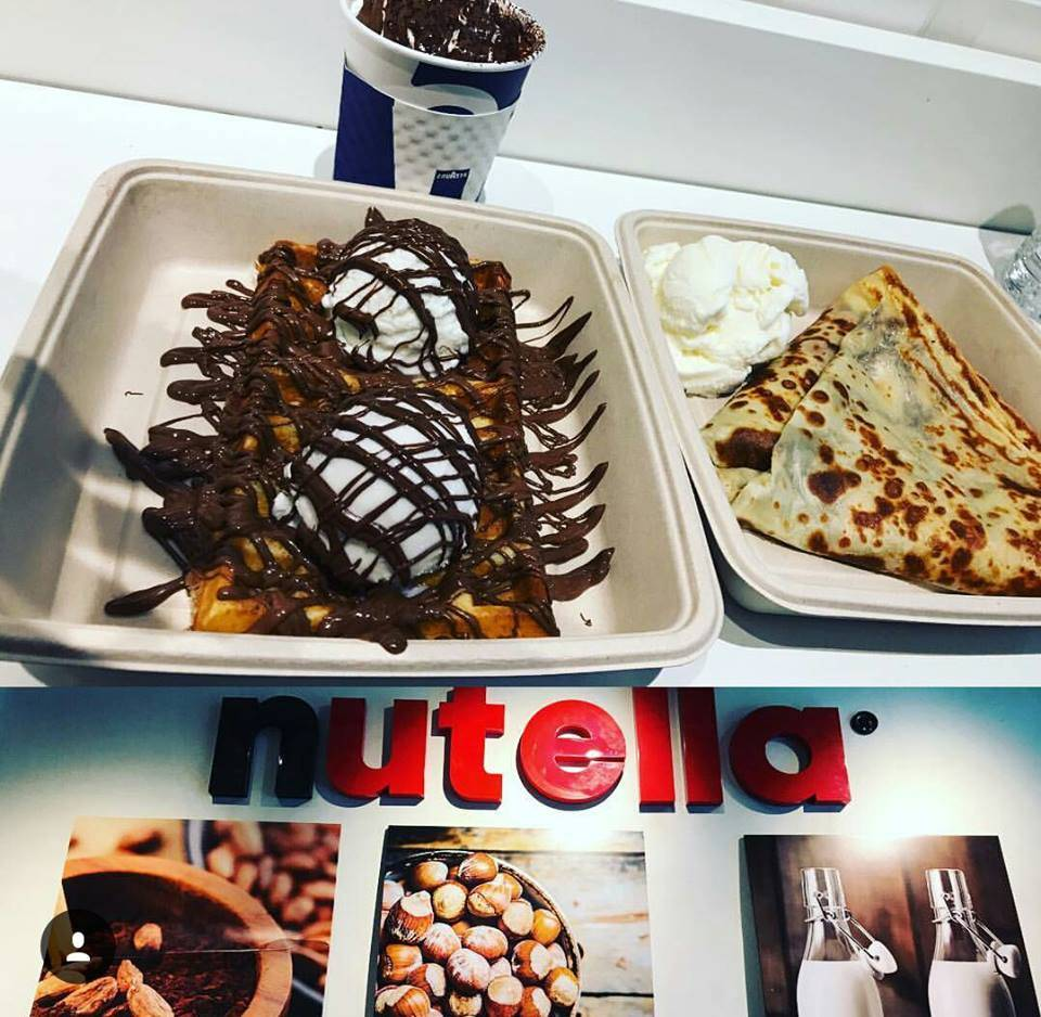 Photo 1: Nutella Bar - Eataly NYC / Un moment délicieux!