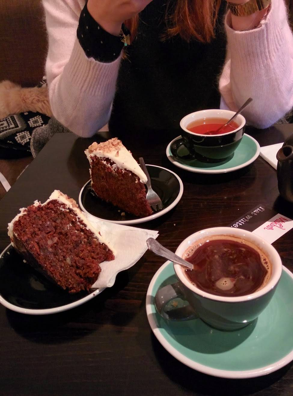 Photo 1: La petite pause gourmande dans Soho