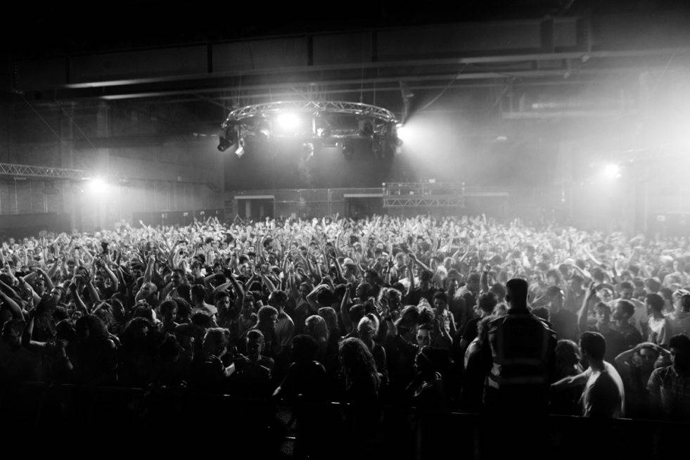 Photo 1: The Warehouse Project - Underground Night