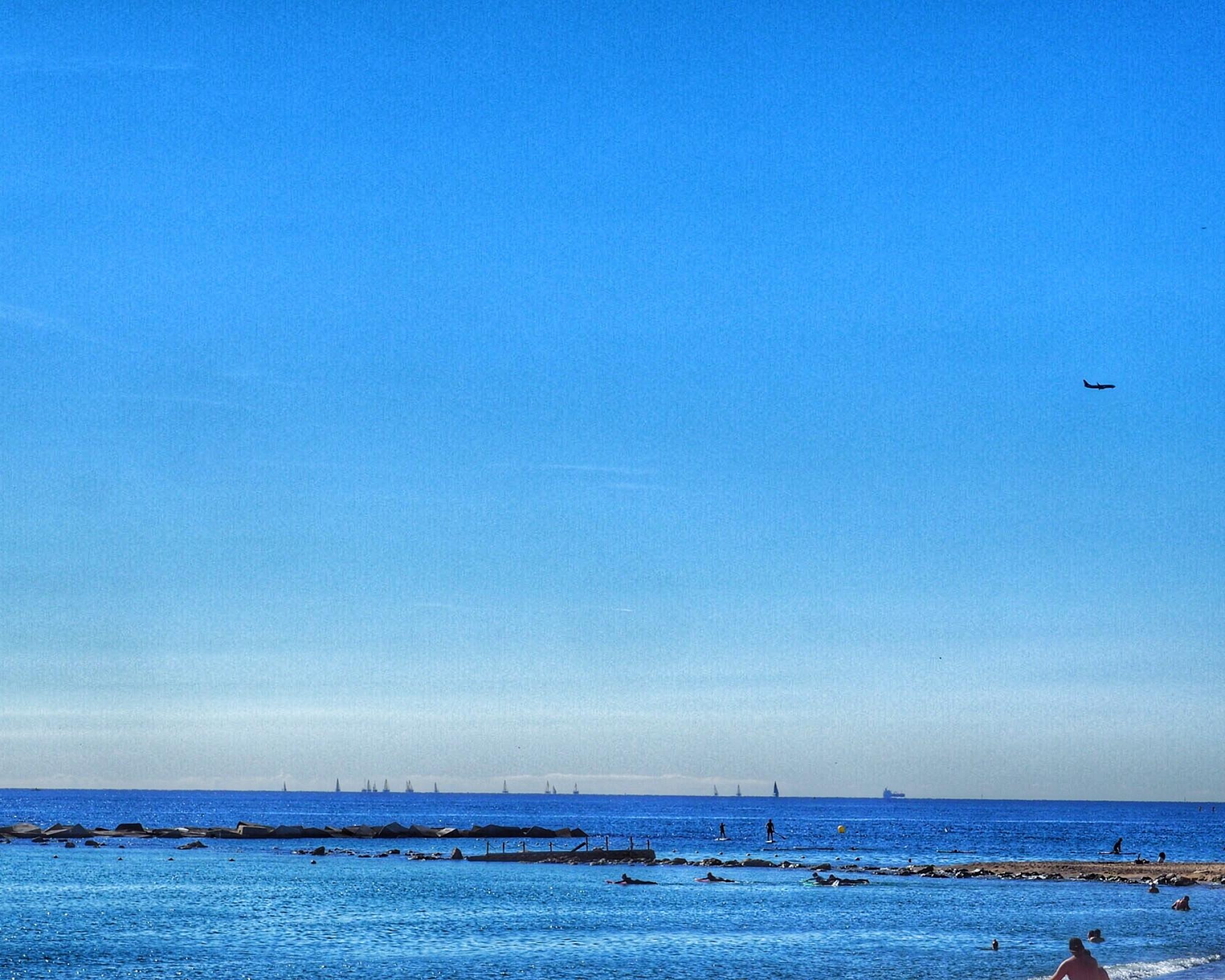 Photo 2: La Plage de Barceloneta
