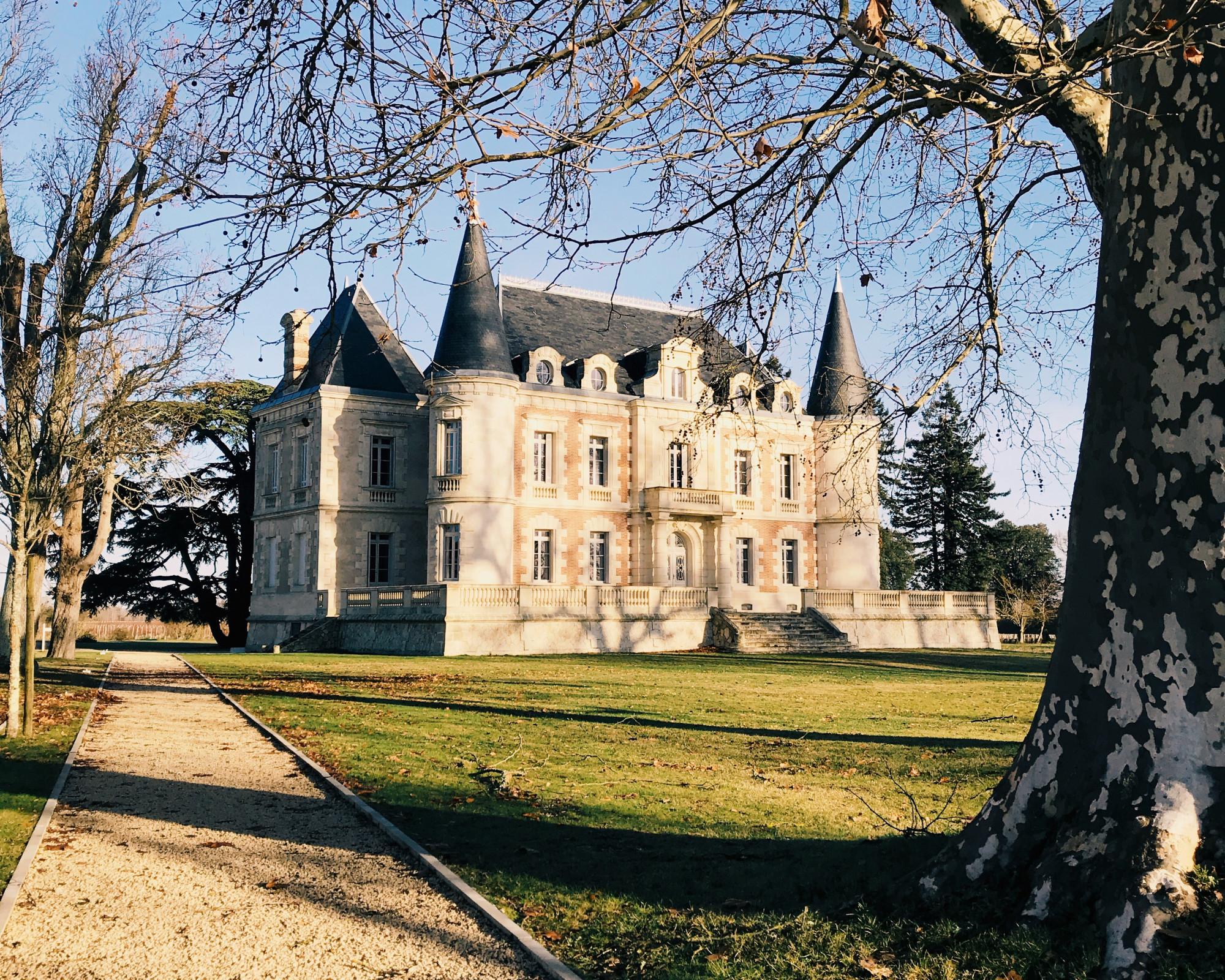 Photo 1: Chateau Lamothe-Bergeron, l'histoire du vin 2.0