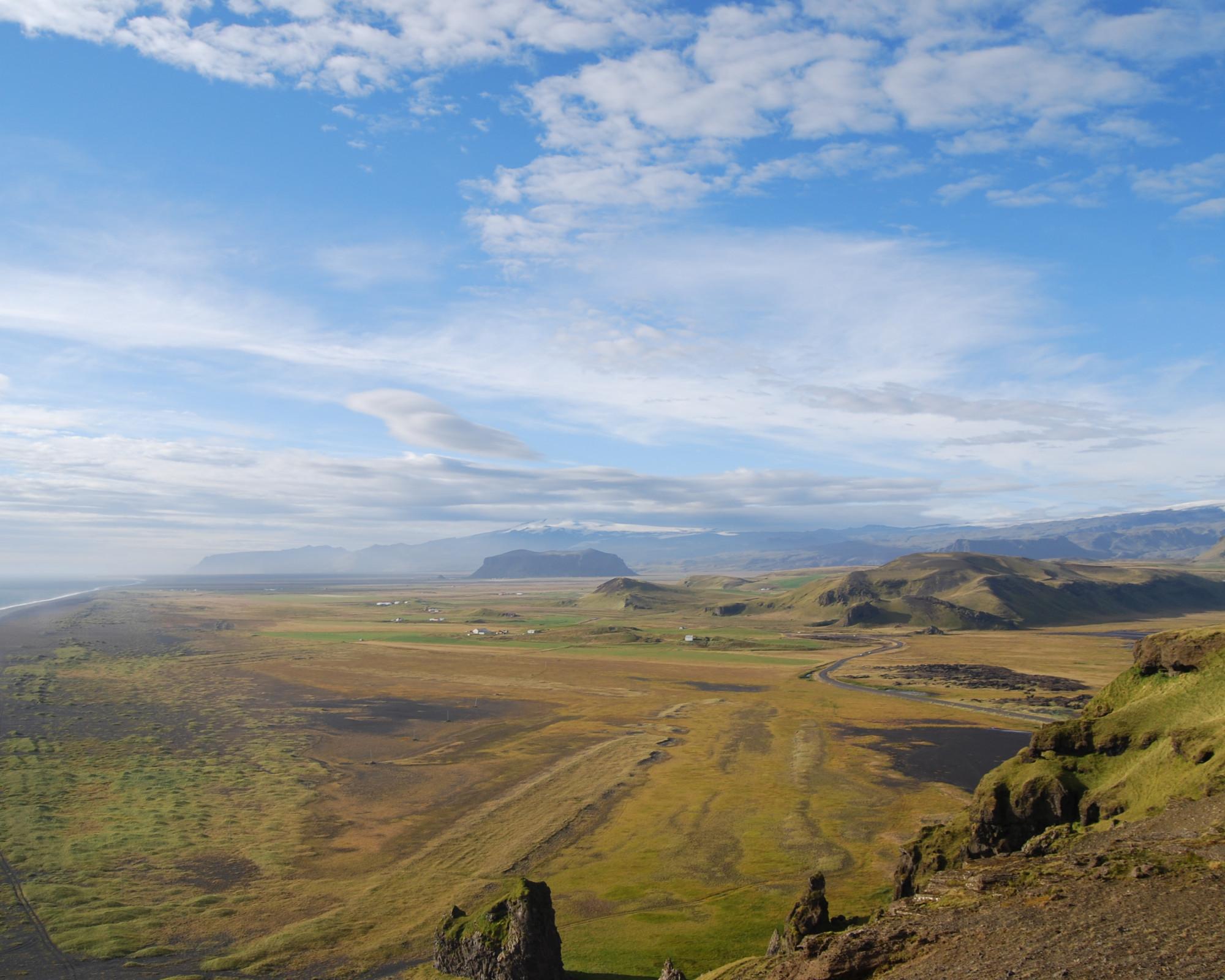 Photo 1: Reynisfjara Halsanefshellir, une vue à couper le souffle