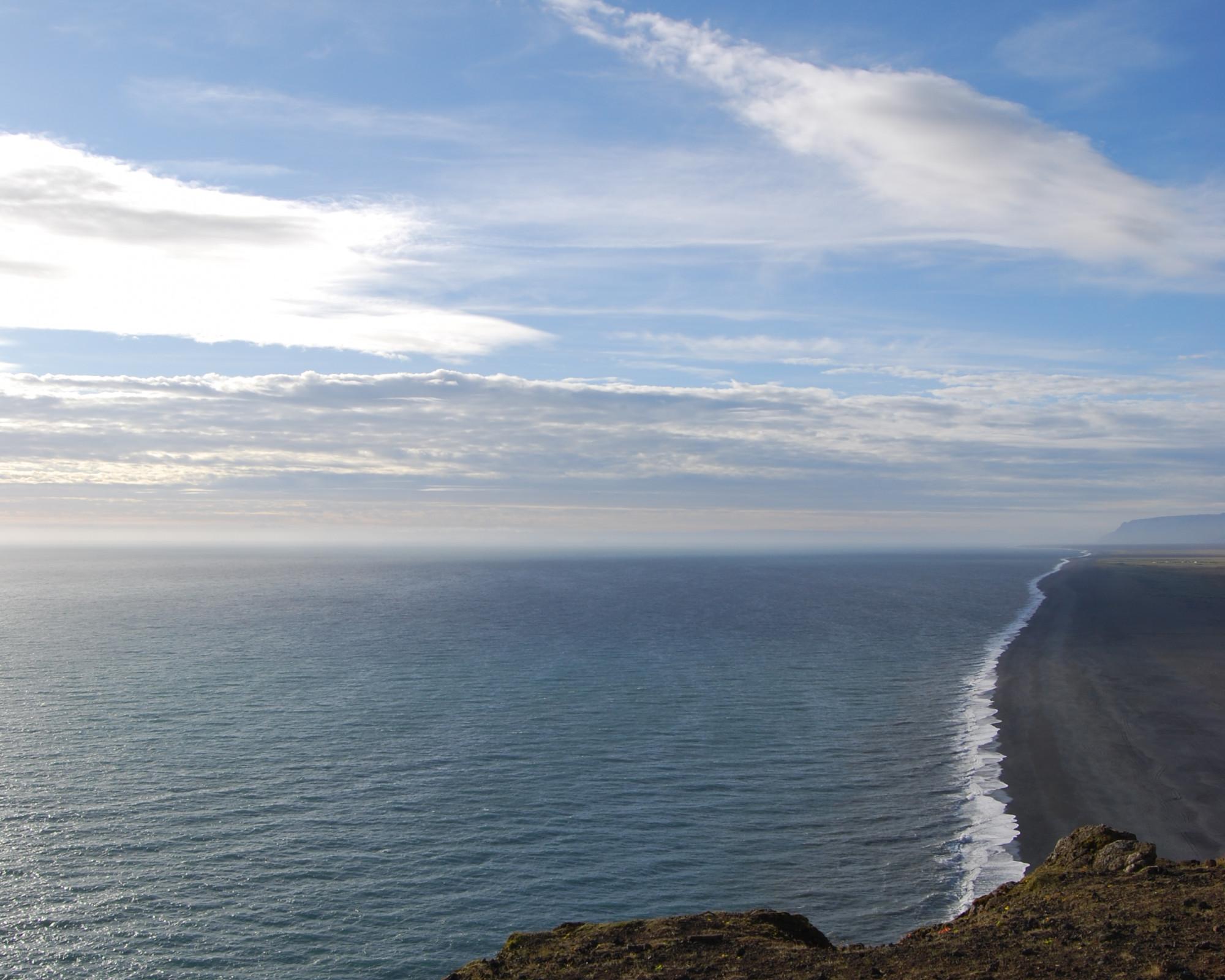 Photo 2: Reynisfjara Halsanefshellir, une vue à couper le souffle